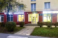 Wejście do budynku